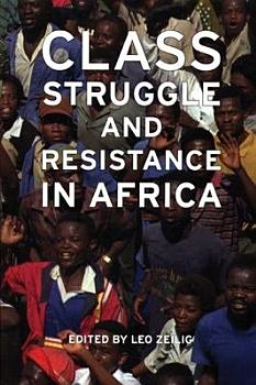 Class Struggle and Resistance in Africa PDF