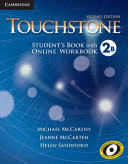 Touchstone Level 2 Students Book A With Online Workbook A
