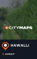 City Maps Hawalli Kuwait