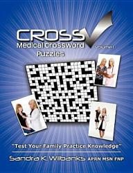 Cross Check Medical Crossword Puzzle Book PDF