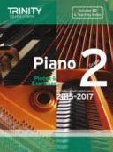 Piano 2015-2017. Grade 2 (with CD)