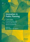 Innovation in Public Planning