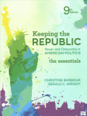 Keeping the Republic Book