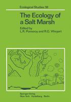 The Ecology of a Salt Marsh PDF