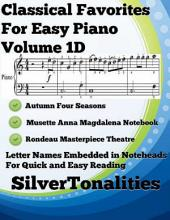Classical Favorites for Easy Piano Volume 2 D