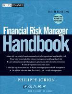 Financial Risk Manager Handbook