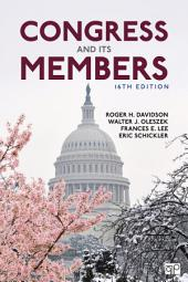 Congress and Its Members: Edition 16