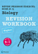 Revise Edexcel GCSE  9 1  Biology Higher Revision Workbook PDF