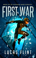 First War  young adult action adventure superheroes  PDF