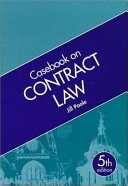 Casebook on Contract PDF