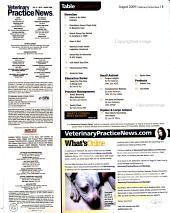 Veterinary Practice News PDF