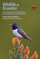 Wildlife of Ecuador PDF