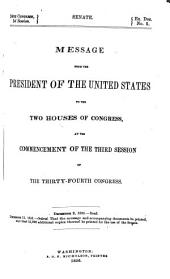 Senate Documents: Volume 1; Volume 98
