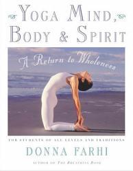 Yoga Mind Body Spirit Book PDF