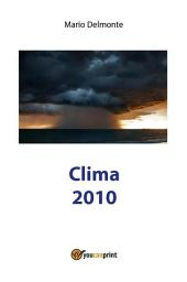 Clima 2010
