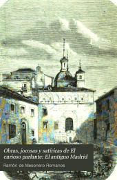 El antiguo Madrid