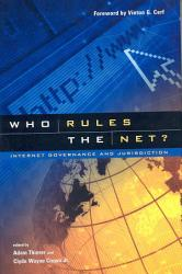 Who Rules The Net  Book PDF