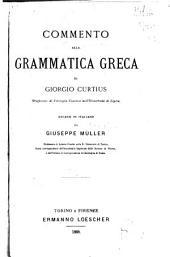 Commento alla grammatica greca