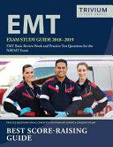 EMT Exam Study Guide 2018 2019