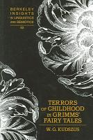 Terrors of Childhood in Grimms  Fairy Tales PDF