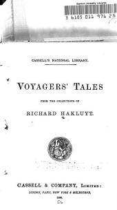 Voyager's Tales: From the Collections of Richard Hakluyt