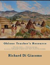 Ohlone Teacher's Resource