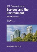 The Sustainable City Xiii