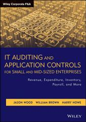 IT Auditing and Application Controls for Small and Mid-Sized Enterprises: Revenue, Expenditure, Inventory, Payroll, and More