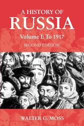 A History Of Russia Volume 1 Book PDF