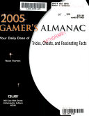 2005 Gamer's Almanac