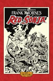 Frank Thorne's Red Sonja Art Edition Vol. 2