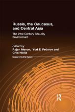 Russia  the Caucasus  and Central Asia PDF