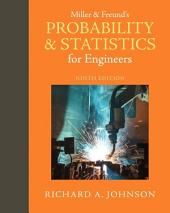 Miller & Freund's Probability and Statistics for Engineers: Edition 9
