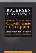 Schemafokussierte Kurzzeittherapie in Gruppen PDF