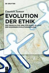 Evolution der Ethik PDF