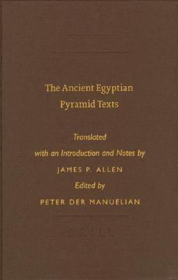 The Ancient Egyptian Pyramid Texts PDF