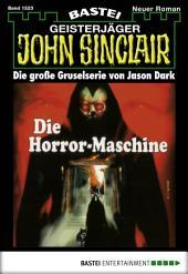 John Sinclair - Folge 1523: Die Horror-Maschine