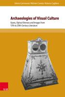 Archaeologies of Visual Culture PDF