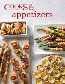 All Time Best Appetizers Book