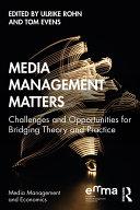 Media Management Matters