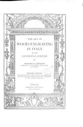 The Art of Wood-engraving in Italy in the Fifteenth Century