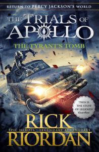 The Tyrant   s Tomb  The Trials of Apollo Book 4  PDF