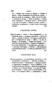 Mémoires de M. de Bourrienne, ministre d'état: sur Napoléon, le directoire, le consulat, l'empire et la restauration, Volume3