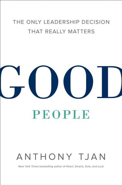 Download Good People Book