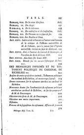 Oeuvres complètes de Voltaire: Volume13