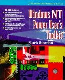 Windows Nt Power User S Toolkit Book PDF
