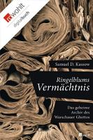 Ringelblums Verm  chtnis PDF