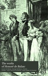 The works of Honoré de Balzac: Volume 11
