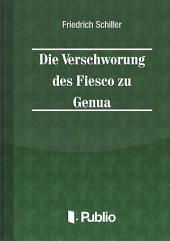 Die Verschwoerung des Fiesco zu Genua