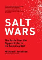 Salt Wars PDF